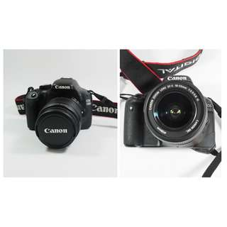 🚚 Canon EOS 550D 原廠單眼相機機型 (Digital SLR and compact system cameras)