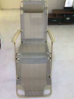 BN Sturdy Foldable Resting Chair and Bed