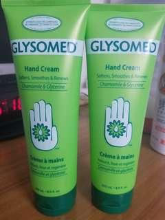 GLYSOMED:☺ 超潤手霜