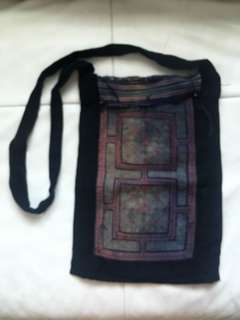 Sapa Tribal Hand dye bag from '90s