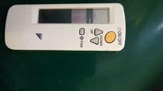 Daikin BRC4C153 Air Con Remote  2Sold