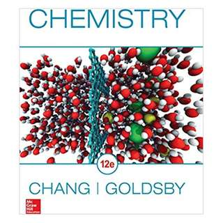 Chemistry 12th Edition, Kindle Edition by Raymond Chang, Kenneth Goldsby (Author)