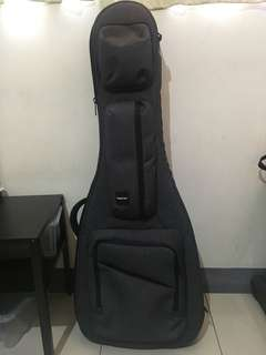 Basiner 電吉他袋 鐵灰色