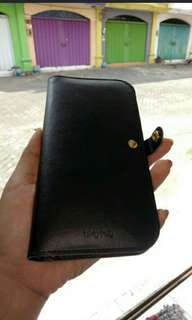 DOMPET LOLY POLY BLACK