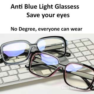 🚚 👓Blue Light Shield Screen Reading Glasses for game, work, protect from screen A17