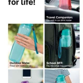 Tupperware Bottle (Lastest design)