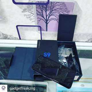 Cicilan Kilat Samsung S9 , New !