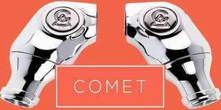 全新 Campfire Comet 3D 打印外殼 可換線 MMCX 有Mic 支援 iPhone Android 手機 免提 Mobile