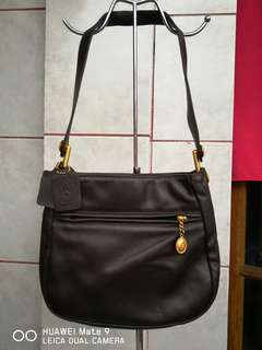 St.Jack vintage leather bag