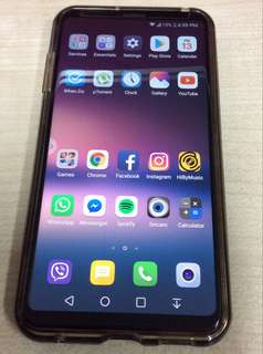 LG V30+ 128GB BLACK Local