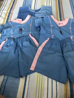 Powerkid school uniform