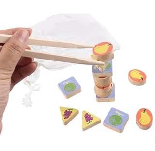 Wooden Chopstick Game
