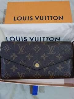 Louisvuitton wallet tahun 2017