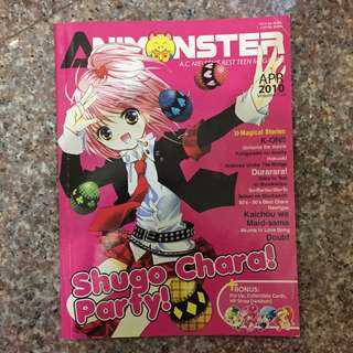 Animonster apr 2010