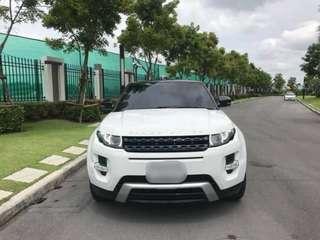 Range Rover Evoque 2.2 SD4