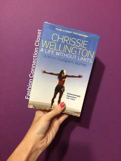 Chrissie Wellington Ironman triathlete book