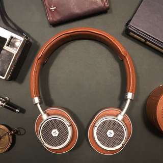 🚚 Master & Dynamic Wireless Headphones