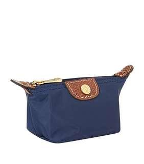 Longchamp coins bag