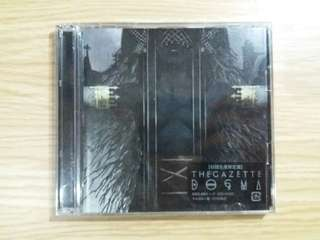 the GazettE Dogma (CD + DVD) [JROCK]