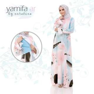 Yamifa Dress Menyusui