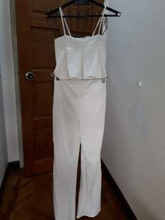 crop cami and pants set