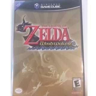 The Legend of Zelda: The Windwaker