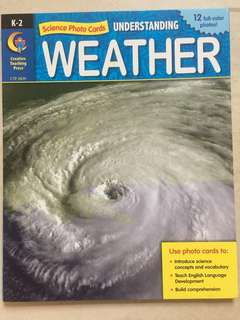 Weather - Science Photo Cards