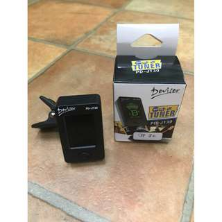 Deviser Clip-On Tuner (PD-JT30)