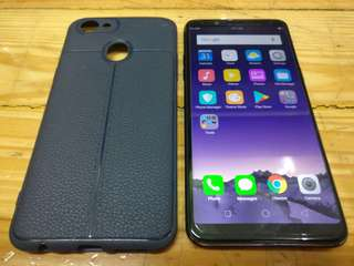 Oppo F5 32GB 4GB Ram Black 4G LTE