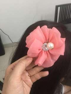 1 set ikatan rambut