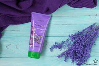 Oriflame Hand & Body Lotion - Love Nature Series (Relaxing Lavender) 200ml #maudecay