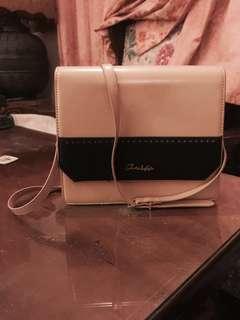 Charles and Keith handbag (signature collection)