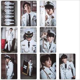 🚚 防彈少年團BTS 卡貼