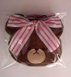 The Bear's School 鎖匙散紙包