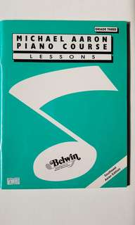 Michael Aaron's Piano Course Lessons (Grade 2 and 3)