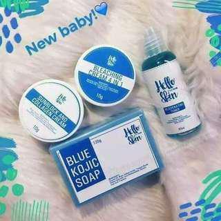 Blue Rejuv Set
