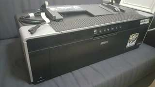 Epson stylus pro r2000 a3 plus roll printer