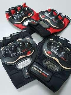 Racing Gloves (Half)
