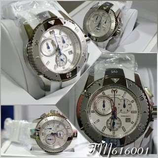 TechnoMarine UF6 Quartz Stainless Steel Watch