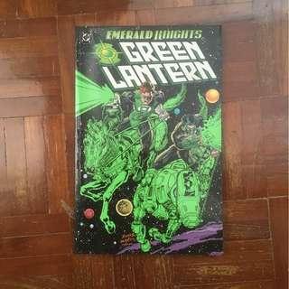Green Lantern: Emerald Knights Paperback