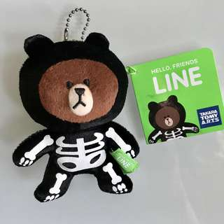 Brand New Authentic Line Friends Collectibles