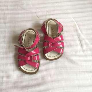 Saltwater classic sandals