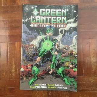 Green Lantern: Baptism of Fire Paperback