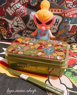 🤠Hysteric Mini Lunch Box🤠
