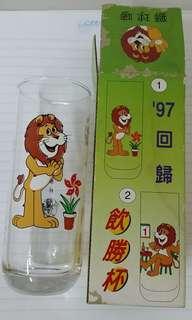 1997年獅球嘜玻璃杯