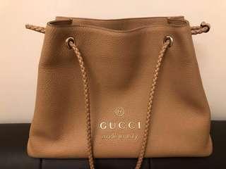 德國購入GUCCI BAG 100%正貨 GUCCI袋 (附揹上身圖)