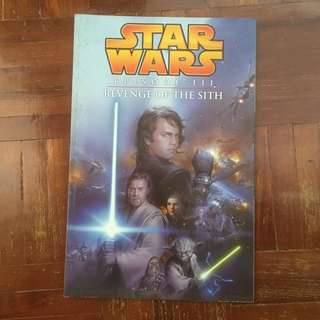 Star Wars, Episode III - Revenge of the Sith (Graphic Novel) Paperback