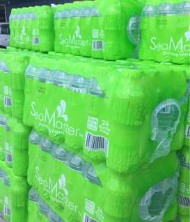 Seamaster Drinking water 250ml x 24 bottles
