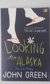 Novel - Looking for Alaska - John Green