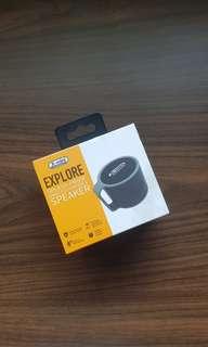 BNIB X-mini Explore Splash Proof Wireless Speaker